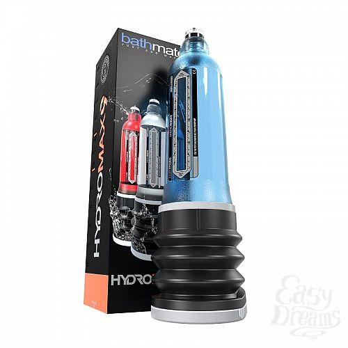 Фотография 5  Синяя гидропомпа HydroMAX9