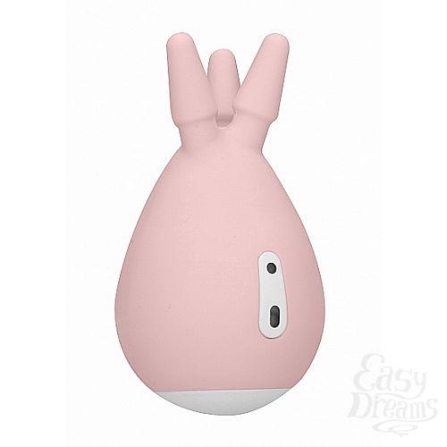 Фотография 1: Shotsmedia Клиторальный стимулятор Luscious Pink SH-LOV020PNK