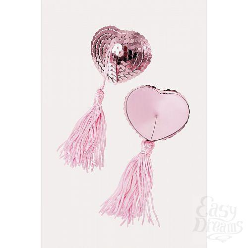 Фотография 9  Пэстисы в форме сердец с кисточками