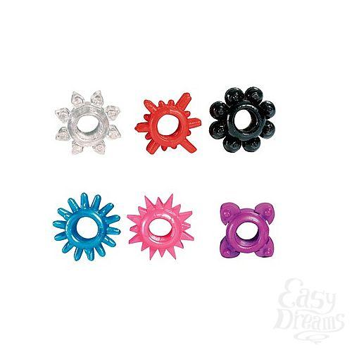 Фотография 1: Toy Joy  Эрекционное кольцо