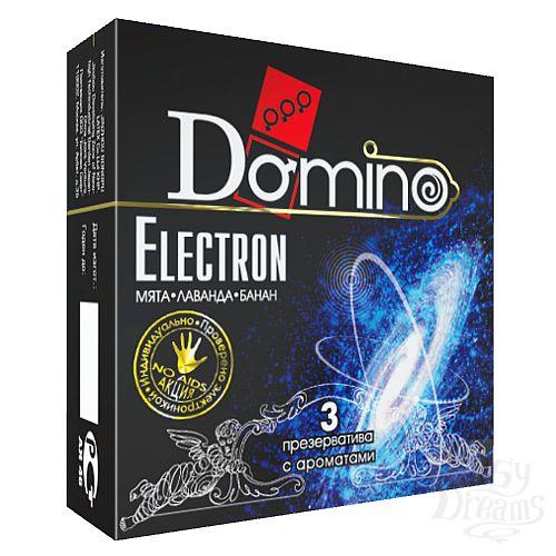 Фотография 1: Классика Групп Презервативы Domino Electron №3