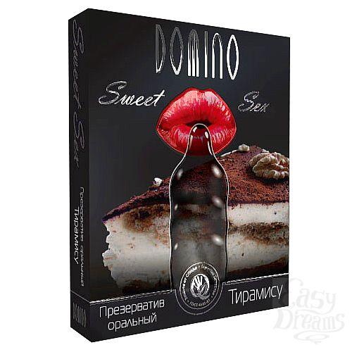 Фотография 1: Luxe презервативы Презервативы Domino Sweet Sex Тирамису