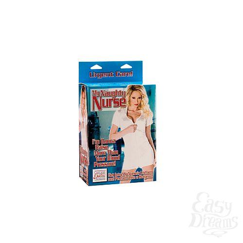 Фотография 1: California Exotic Novelties Эротическая кукла My Naughty Nurse Doll