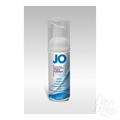Фотография 1: SYSTEM JO, США Чистящее средство для игрушек JO Unscented Anti-bacterial TOY CLEANER, 1.7 oz  (50 мл)