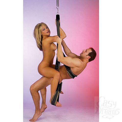 Фотография 2  Чёрные секс-качели