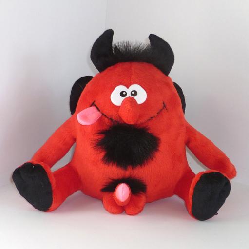Эротический мягкий сувенир игрушка