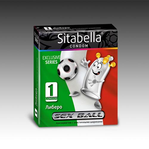 презервативы с шариками-тс2