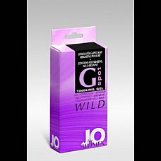 Возбуждающий гель для G-точки сильного действия JO G-Spot Wild, 10 мл  Возбуждающий гель для G-точки сильного действия JO G-Spot Wild - возбуждающее средство, которое добавляет ощущений. Создан женщинами для женщин. Не содержит аминокислот. Безопасен для использования с презервативами. Применение: небольшое количество геля нанесите на интимные участки  и аккуратно помассируйте.  Теплота и покалывающий эффект появятся через 3-5 минут.  Через  45 минут эффект ослабнет и нанесение будет необходимо повторить. Предупреждение: если происходит раздражение или дискомфорт прекратите использование и обратитесь к врачу. Очень скользкий на поверхностях. После пролития тщательно промойте поверхность. Осторожно используйте в ванне и душе. Храните вдали от детей. Состав:  циклопентаксилоксан, циклотетрасилоксан, диметиконол, диметикон, ментол. Хранение:  держать в закрытом виде  хранить в сухом месте при температуре не ниже 5С и не выше 25С. Объем: 10 мл. Производитель: SYSTEM JO Products, США.