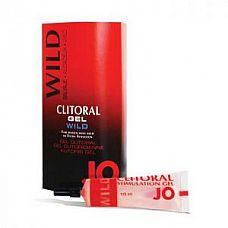 Возбуждающий гель для клитора сильного действия JO Clitoral Wild - 10 мл.  Специальное средство для чувствительных женщин. Создан женщинами для женщин. Не содержит аминокислот. Безопасен для использования с презервативами. До 50 применений.