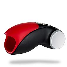 Мастурбатор Cobra Libre 2, Красно-черный  Любите скорость и адреналин? Вам всегда приятно пощекотать себе нервы? Представляем Вам роскошную новинку только для настоящих мужчин -Cobra Libre 2! Дизайн игрушки разработан специально таким образом, чтобы доставить мужчине максимальное удовольствие.