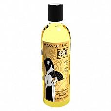 DESIRE Массажное масло с феромонами 150 мл  Феромоны, источающие запах наслаждения и влюбленности, унесут Вас и Вашего партнера в мир необыкновенного сладострастия и возбуждения.