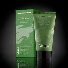 Возбуждающий гель для мужчин Viamax Maximum Gel - 50 мл.  Почувствуйте мощь природы с этим продуктом, который сочетает в себе древние знания, проверенные в лабораториях.