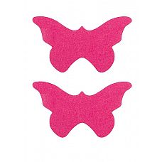 """Пестисы """"бабочки"""" розовые SH-OUNS006PNK  Описание: пестисы """"Бабочки"""" розовые SH-OUNS006PNK Ищете неожиданные варианты, чтобы удивить своего партнера? Обратите внимание на пестисы   оригинальные эротичные накладки на женскую грудь, которые добавят сексуальности вашему образу."""