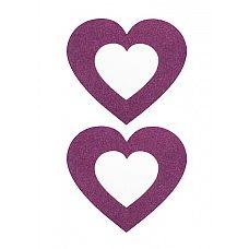 """Пестисы """"Сердечко"""" фиолетовые SH-OUNS003PUR  Описание: пестисы «Сердечко» фиолетовые SH-OUNS003PUR Подчеркнуть вашу сексуальность и роскошь груди помогут привлекательные наклейки   пэстисы «Сердечко»."""