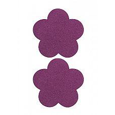 """Пестисы """"Цветы"""" фиолетовые SH-OUNS014PUR  Пестисы   интим девайс, который поможет сделать вашу грудь еще более сексуальной."""