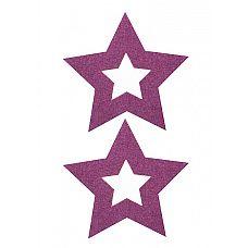 """Пестисы открытые """"звезды"""" фиолетовые SH-OUNS001PUR  Описание: ПЕСТИСЫ ОТКРЫТЫЕ """"ЗВЕЗДЫ"""" ФИОЛЕТОВЫЕ SH-OUNS001PUR Пестисы позволят каждой девушке ощутить непревзойденность в сексуальности, вы будете звездой этого вечера."""