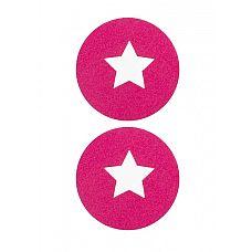 """Пестисы открытые""""Звезда""""розовые SH-OUNS005PNK  Описание: пэстисы открытые «Звезда» розовые SH-OUNS005PNK  Будьте дерзкими и сексуальными в постели, позвольте себе стать самой желанной «перчинкой» этого вечера."""