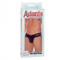 Мужские трусы Adonis The Jock Strap M/L  Мужские трусы Adonis черного цвета.