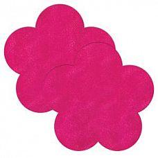 Розовые пестисы в форме цветочков  Розовые пестисы в форме цветочков.