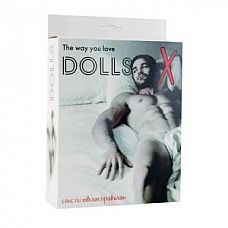 Надувная секс-кукла мужского пола  Надувная кукла, новой коллекции Dolls-X.