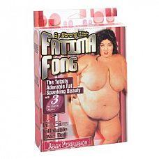 Полненькая секс-кукла Fatima  Полненькая секс-кукла Fatima. 3 любовных отверстия.