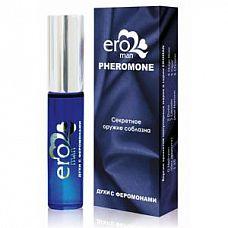 Духи с феромонами для мужчин Eroman №4 - 10 мл.  Как ни странно, первый интерес к мужчине может пробуждаться в№ носу.