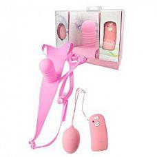 Розовые трусики с вибрацией Vibe Therapy Intimacy  Розовые трусики с вибрацией Vibe Therapy Intimacy.