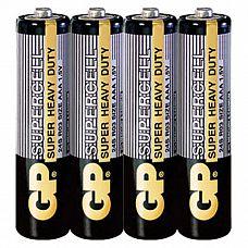 Батарейки AAA GP R03 серые - 4 шт