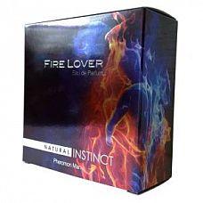 Мужская парфюмерная вода Natural Instinct Fire Lover - 100 мл.  « Fire Lover» отражает необыкновенную целеустремленность и энергичность, характерную для мужчин средних лет.
