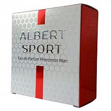 Мужская парфюмерная вода Natural Instinct Albert Sport - 100 мл.  «Albert Sport» адресован современным, спортивным, динамичным мужчинам, ставящим перед собой исключительно высокие цели.
