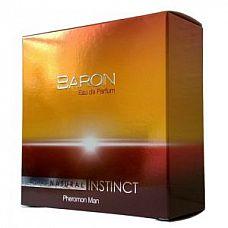 Мужская парфюмерная вода Natural Instinct Baron - 100 мл.  «Baron» обладает уверенным, сильным и мужественным характером.