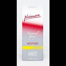 Спрей с феромонами Natural Spray Extra Strong для женщин - 10 мл.  Спрей с феромонами Natural Spray для женщин/