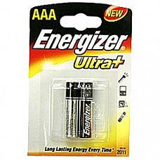 "Батарейки Energizer AAA  Самая мощная алкалиновая батарейка от Energizer LR03 типа ААА (""мизинчиковая"")."