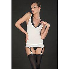 Женский смокинг Cabaret Smoking (Maison Close), S, Черно-белый  Этот наряд удивляет своей простой и роскошью одновременно.