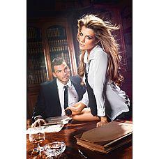 Игровой костюм СУПЕР СЕКРЕТЕРША: блузка, юбка, галстук  Создать волнующий образ и удивить своего любимого просто - игровой костюм СУПЕР СЕКРЕТЕРША - способен соблазнить любого мужчину.