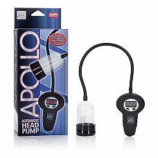 Прозрачная автоматическая вакуумная помпа APOLLO AUTOMATIC    Это замечательное средство, которое позволит мужчине ощутить невероятное наслаждение.