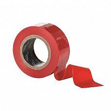 Красный скотч для связывания Scandal Lovers Tape  Скотч - лента красная Scandal Lovers Tape - многоразовая, универсальная из чувственной премиум коллекции эротических аксессуаров Scandal.