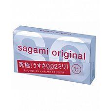 Презервативы Sagami №6  Original 0,02 Sag268