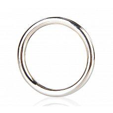 Стальное эрекционное кольцо - 5.2 см.  Стальное эрекционное кольцо пролонгирует эрекцию, добавляет дополнительный объем пенису, утолщая вены, и усиливает оргазм.