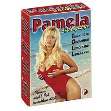 Сексуальная блондинка  Pamela   Кукла Памела.