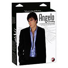 Кукла для секса  Loverboy Angelo Liebespuppe   Кукла-мужчина для секса в полный рост.