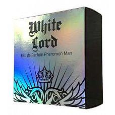 """Парфюмерная вода марки """"Natural Instinct"""" муж. """"White Lord"""" 100мл  Семейство: древесные, зеленые, фруктовые."""