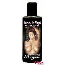 Массажное масло Magoon Spanish Fly - 100 мл.   Больше, чем просто массаж!  Прекрасное эротическое массажное масло.