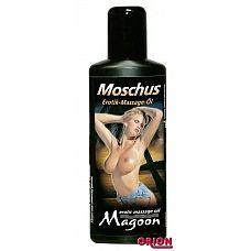 Массажное масло Magoon Muskus - 100 мл.   Заботливое эротическое массажное масло со стимулирующим ароматом мускуса.