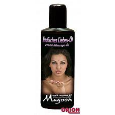 Массажное масло Magoon Indian Love - 100 мл.   Возбуждающее массажное масло с мистическим ароматом.