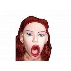 Надувная кукла Sexy & Psycho Inflatable Love Doll with CyberSkin^  Вам нравятся страстные и темпераментные девушки, а в жизни отношения с такими у вас не складывались? Обзаведитесь надувной куклой Sexy & Psycho Inflatable! Она покажет вам, на что способна эмоциональная женщина!  Кукла сделана в полный рост.