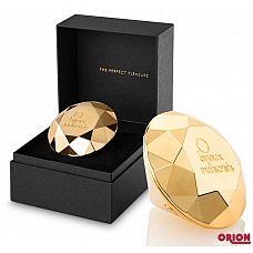 Клиторальный вибратор Twenty One в форме бриллианта   Прекрасный аксессуар для эротических игр в паре или наслаждения соло.