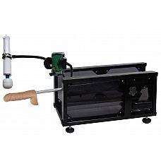 Секс-машина Motion  Секс-машина Motion с фаллической насадкой и дополнительным вибратором для стимуляции клитора, сосков и других эрогенных зон.
