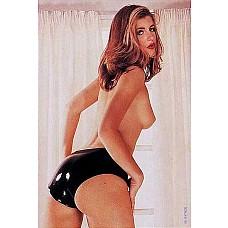 Сексуальные трусики Latex Panties   Сексуальные трусики из латекса.