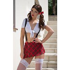 Игровой костюм студентки Kiki   Игровой костюм студентки Kiki.